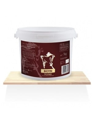 "Biotyna OVER HORSE ""Biotin Horse"" 3kg 24h"