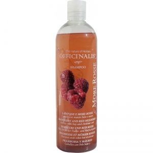 "Szampon Officinalis ""Raspberry and Blackberry"" 500 ml"