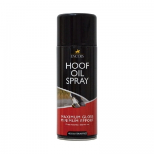 "Olej do kopyt w sprayu LINCOLN ""Hoof oil spray"" 400ml"