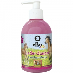 "Preparat do skór 2w1 Effax ""Kids Leather Magic"" 300 ml"