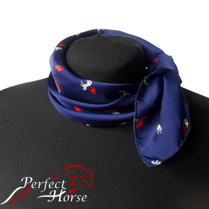 "Apaszka Perfect Horse ""Romantic Navy"""