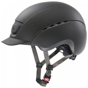 "Kask UVEX ""Elexxion Plus"" antracyt"