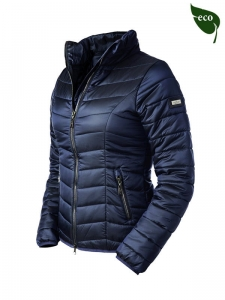 "Kurtka damska Equestrian Stockholm ""Light Navy""  24h"