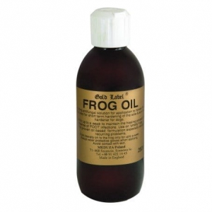 "Olej do strzałek Gold Label ""Frog Oil"" 250 ml"
