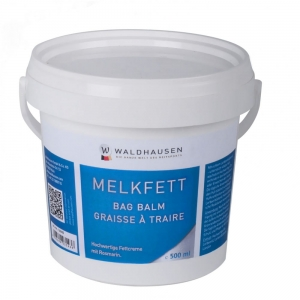 "Balsam do skóry i ran Waldhausen ""Melkfett"" 500 ml"