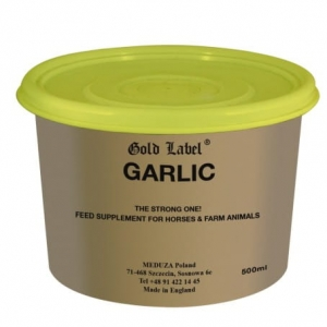 "Czosnek Gold Label ""Garlic Supplement"" 500g"