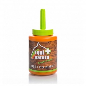 Olej do kopyt Equinatura+ 450 ml 24h