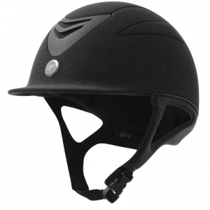 "Kask Equi Theme ""Air Black"""