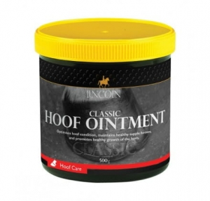 "Smar do kopyt LINCOLN ""Classic Hoof Ointment"" 500g"