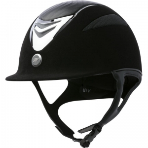 "Kask Equi Theme ""Air Microfiber Leather"""