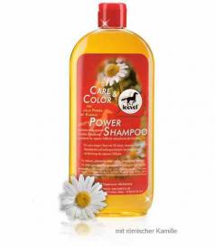 "Szampon z rumiankiem Leovet ""Power Shampoo Color Care"" 500 ml"