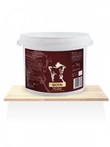 "Biotyna OVER HORSE ""Biotin Horse"" 1kg 24h"