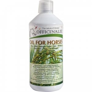 "Olej ryżowy Officinalis ""Oil For Horses"" 1 litr"