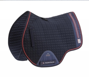 "Czaprak PREMIER EQUINE ""Sports Cotton Jump"" navy"