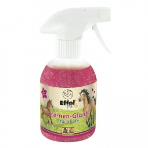 "Spray z brokatem do sierści, grzywy i ogona Effol ""Kids Star Shine"" 300 ml"