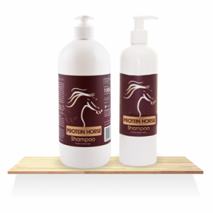 "Szampon OVER HORSE ""Protein Horse Shampoo"" 400 ml"
