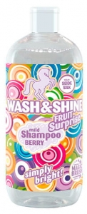 "Szampon Magic Brush ""Wash&Shine Fruit Surprise"" 500 ml"