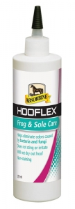 "Płyn do strzałek Absorbine ""Hooflex Frog and Sole care"" 355ml"