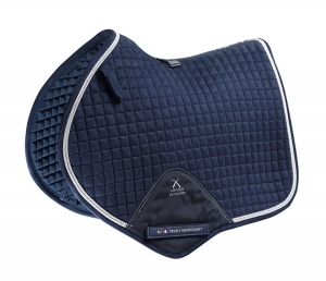 "Czaprak PREMIER EQUINE ""Techno Suede Close Contact Jump""  navy 24h"