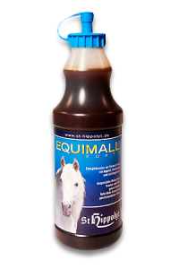 "Suplement na apetyt i trawienie St. Hippolyt ""Equimall Forte"" 500 ml"