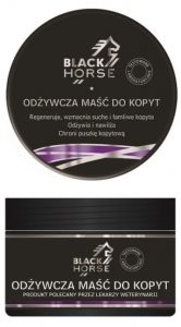 Odżywcza maść do kopyt Black Horse 500 ml 24h