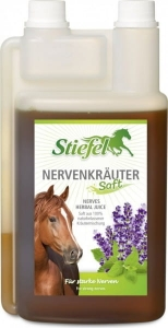 "Suplement uspokajający Stiefel ""Nerves Herbal Juice"" 1L"