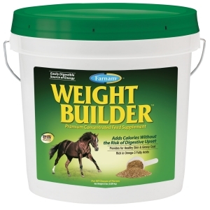 "Suplement na wzrost masy Farnam ""Weight Builder"" 3,63 kg"