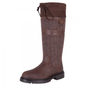 "Buty stajenne BR ""Country Twill"""