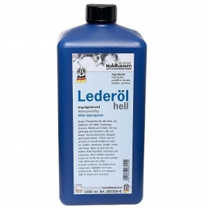 "Olej do skór Waldhausen ""Lederol"" 1000 ml 24h"