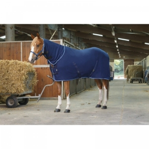 "Derka polarowa Riding World ""Fleece Sheet Combo"""