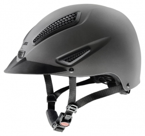"Kask UVEX ""Perfexxion II"" antracyt"