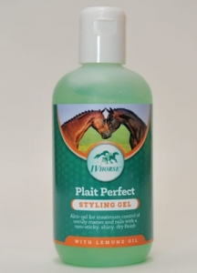 "Żel do koreczków IV HORSE ""Perfect Plait"" 250 ml"