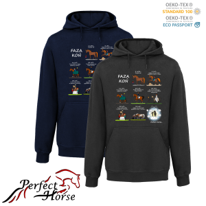 "Bluza damska Perfect Horse ""Cartoon Faza"" 24h"