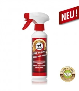 "Spray do skór 2w1 Leovet ""Leather Care Quick & Easy"" 250 ml 24h"