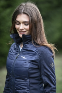 "Bluza softshell Fair Play ""Stephanie"" SS2020 granat 24h"