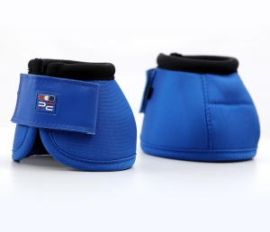 "Kalosze PREMIER EQUINE ""Ballistic No-Turn"" royal blue"