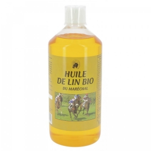 "Olej lniany ODM ""Organic Linseed Oil"" 1000 ml"