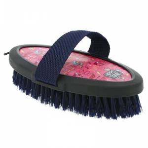 "Szczotka Hippo-Tonic ""Soft Fantaisie dandy brush"" pink"