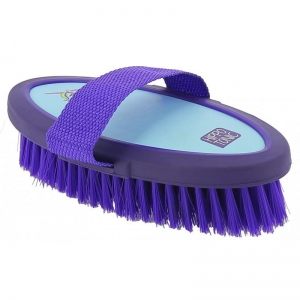 "Szczotka Hippo-Tonic ""Soft Fantaisie dandy brush"" purple"