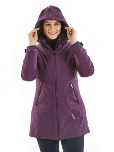 "Kurtka BUSSE ""Camery 3 in 1 Plus"" plum"