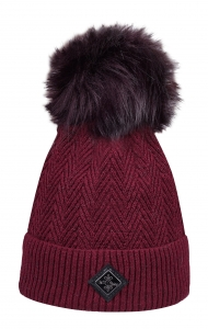 "Czapka Fair Play ""Lahti"" AW2020 bordo"