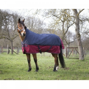 "Derka padokowa Equi Theme ""Tyrex 1200 D High Neck"" 300g"