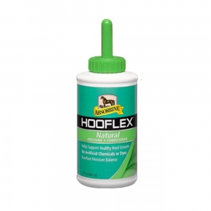 "Odżywka do kopyt Absorbine ""Hooflex Liquid Conditioner Natural"" 444ml 24h"