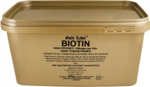"Biotyna Gold Label ""Biotin"" 900g"
