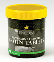 "Biotyna LINCOLN ""Biotin Tablets"" 60szt."