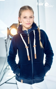 "OUTLET Bluza polarowa damska Fair Play ""Eva"""