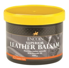 "Balsam do skór LINCOLN ""Superior Leather Balsam "" 400g 24h"