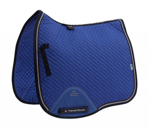 "Czaprak PREMIER EQUINE ""Dressage Square"" royal blue"