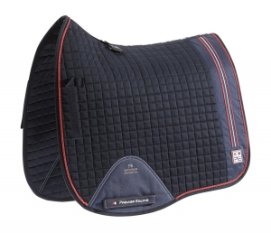 "Czaprak PREMIER EQUINE ""Sports Cotton Dressage"" navy"