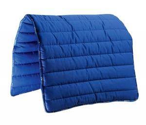 "Pad PREMIER EQUINE ""Buster Pad Reversible"" royal blue"